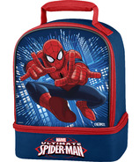 Thermos Dual Lunch Kit Spiderman Web Warriors