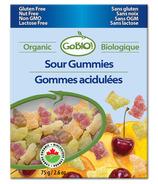 GoBio Organic Sour Gummies