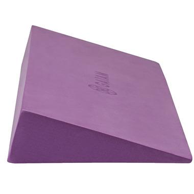 Gaiam Yoga Wedge Purple