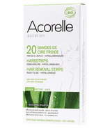 Acorelle Hair Removal Strips for Face