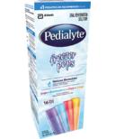 Pedialyte Freezer Pops Oral Electrolyte Maintenance Solution