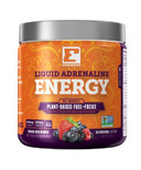 Ergogenics Nutrition Liquid Adrenaline Energy Berry