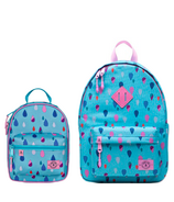 Parkland Backpack and Lunch Kit Bundle Puddles
