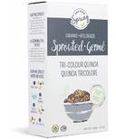 Second Spring Organic Sprouted Tri-Colour Quinoa