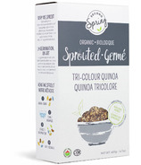 Second Spring Organic Sprouted Tri-Colour Quinoa