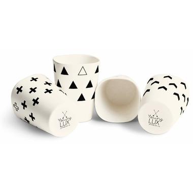 YoungLUX Bamboo Fibre Cups