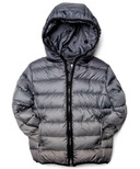 Appaman Feather Weight Down Puffer Grey Ombre