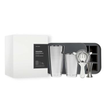 W&P Design The Shaken Cocktail Set