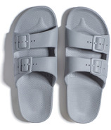 Freedom Moses Kid's Slides Grey
