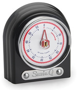 Suzie Q Retro Timer Black