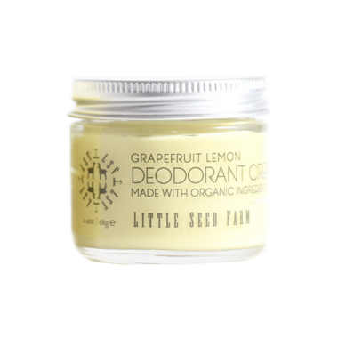 Little Seed Farm Grapefruit Lemon Deodorant