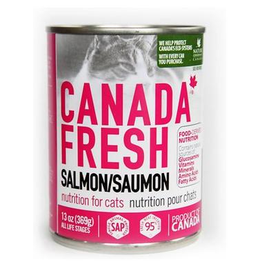 PetKind Canada Fresh Salmon Cat Food