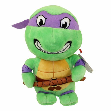 Ty Teenage Mutant Ninja Turtles Donatello Purple Mask Regular