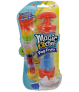 Magic Kidchen Pull Pops Ice Pop Mould Assorted