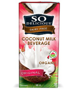 So Delicious Organic Original Coconut Milk