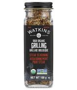 Watkins Organic Steak Grill Seasoning