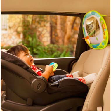 Munchkin Brica Firefly Baby In-Sight Auto Mirror