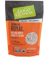 GoGo Quinoa Quinoa rouge et blanc