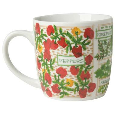 Now Designs Mug Garden Plot
