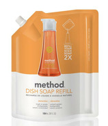 Method Dish Soap Refill in Clementine