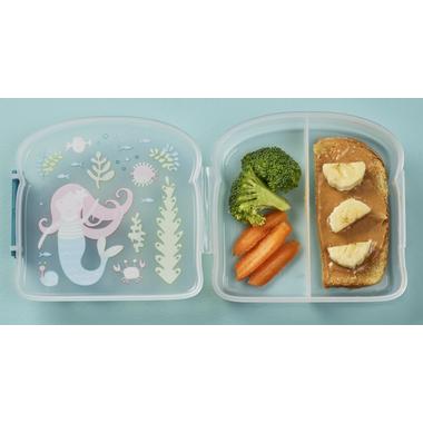 Sugarbooger Good Lunch Sandwich Box Isla the Mermaid