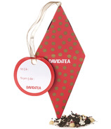 DAVIDsTEA Tea-Filled Ornament Candy Cane Crush