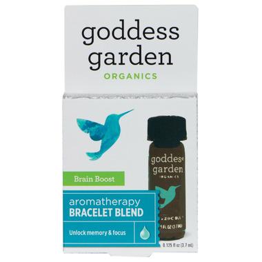 Goddess Garden Brain Boost Aromatherapy Bracelet Blend