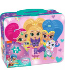 Shimmer & Shine Puzzle in a Tin Lunch Box