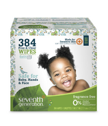 Seventh Generation Baby Free & Clear Wipes
