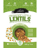 Three Farmers Crunchy Little Lentils Garlic & Herb