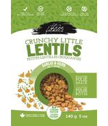 Three Farmers Crunchy Little Lentils Garlic & Herb