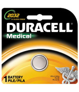 Duracell Lithium 2032 Medical Battery