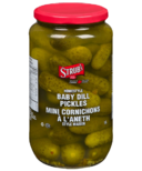 Strubs Homestyle Baby Dill and Garlic Pickles