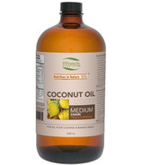 St. Francis Herb Farms Liquid Coconut Oil with MCT