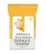 Derma E Vitamin C Brightening Micellar Wipes
