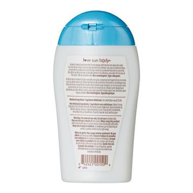 love sun body Natural Mineral Sunscreen SPF 30 Fragrance-Free