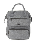 Lug Via Tote Heather Grey