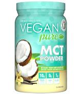 Vegan Pure MCT Powder Vanilla
