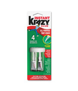 Elmer's Instant Krazy Glue Single Use Tubes