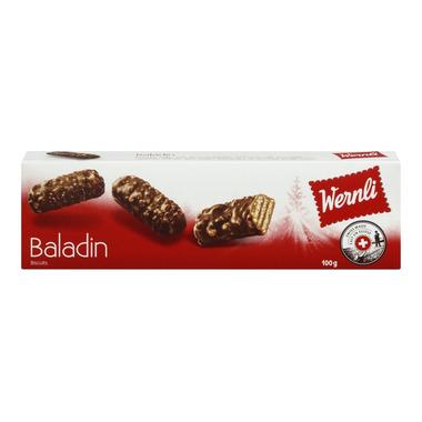 Wernli Baladin Biscuits