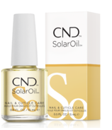 CND Care Essentials Solar Oil