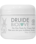 Druide Laboratories Baby No Zinc Paste Diaper Rash