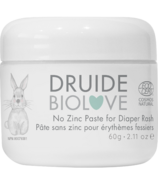 Druide Laboratories Baby No Zinc Paste Diaper Rash