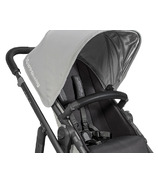 UPPAbaby Leather Bumper Bar Cover Black