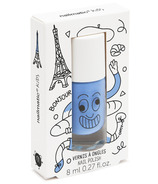 nailmatic Water-Based Nail Polish For Kids Gaston Sky Blue