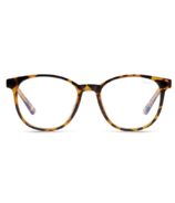 Quay Australia Bluelight Blocking Glasses Blueprint Tortoise