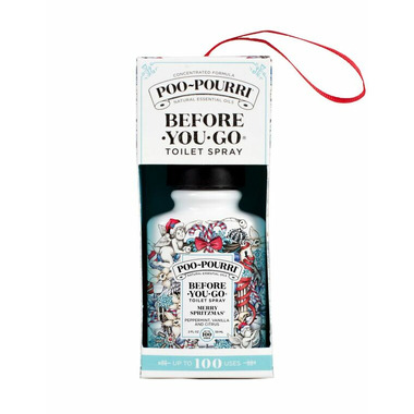 Poo-Pourri Poo-Pourri Before You Go Toilet Spray Ornament Gift Box