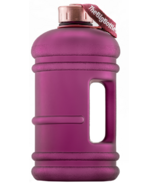 The Big Bottle Co Plum Rose 2.2L Water Bottle