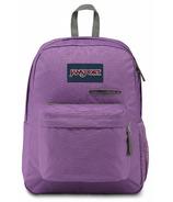 Jansport Digi Break Laptop Backpack Vivid Lilac