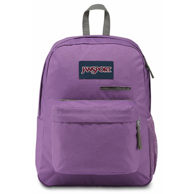 Jansport Digi Break Laptop Backpack Vivid Lilac